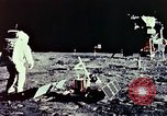 Image of Apollo 11 astronauts first humans on moon Florida United States USA, 1969, second 54 stock footage video 65675067953