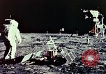 Image of Apollo 11 astronauts first humans on moon Florida United States USA, 1969, second 55 stock footage video 65675067953