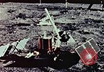 Image of Apollo 11 astronauts first humans on moon Florida United States USA, 1969, second 58 stock footage video 65675067953