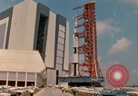 Image of Project Gemini activities at Kennedy Space Center Cape Canaveral Florida USA, 1966, second 9 stock footage video 65675068008