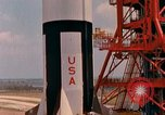 Image of Project Gemini activities at Kennedy Space Center Cape Canaveral Florida USA, 1966, second 13 stock footage video 65675068008