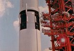 Image of Project Gemini activities at Kennedy Space Center Cape Canaveral Florida USA, 1966, second 15 stock footage video 65675068008