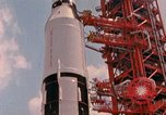 Image of Project Gemini activities at Kennedy Space Center Cape Canaveral Florida USA, 1966, second 16 stock footage video 65675068008