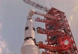 Image of Project Gemini activities at Kennedy Space Center Cape Canaveral Florida USA, 1966, second 18 stock footage video 65675068008