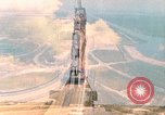 Image of Project Gemini activities at Kennedy Space Center Cape Canaveral Florida USA, 1966, second 35 stock footage video 65675068008