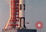 Image of Project Gemini activities at Kennedy Space Center Cape Canaveral Florida USA, 1966, second 55 stock footage video 65675068008