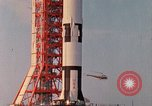Image of Project Gemini activities at Kennedy Space Center Cape Canaveral Florida USA, 1966, second 56 stock footage video 65675068008
