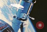 Image of Gemini spacecraft in docking and maneuvering practice United States USA, 1966, second 32 stock footage video 65675068012