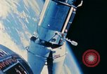 Image of Gemini spacecraft in docking and maneuvering practice United States USA, 1966, second 33 stock footage video 65675068012