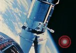 Image of Gemini spacecraft in docking and maneuvering practice United States USA, 1966, second 34 stock footage video 65675068012