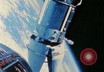 Image of Gemini spacecraft in docking and maneuvering practice United States USA, 1966, second 35 stock footage video 65675068012