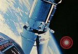 Image of Gemini spacecraft in docking and maneuvering practice United States USA, 1966, second 36 stock footage video 65675068012