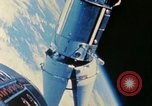 Image of Gemini spacecraft in docking and maneuvering practice United States USA, 1966, second 37 stock footage video 65675068012