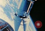 Image of Gemini spacecraft in docking and maneuvering practice United States USA, 1966, second 41 stock footage video 65675068012