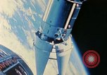 Image of Gemini spacecraft in docking and maneuvering practice United States USA, 1966, second 43 stock footage video 65675068012