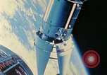 Image of Gemini spacecraft in docking and maneuvering practice United States USA, 1966, second 44 stock footage video 65675068012