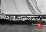 Image of Regatta Cowes England, 1932, second 17 stock footage video 65675068206