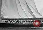 Image of Regatta Cowes England, 1932, second 18 stock footage video 65675068206