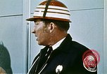 Image of fire fighting drills United States USA, 1971, second 22 stock footage video 65675068269