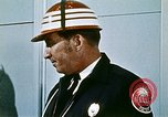 Image of fire fighting drills United States USA, 1971, second 28 stock footage video 65675068269