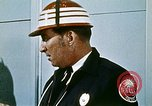 Image of fire fighting drills United States USA, 1971, second 29 stock footage video 65675068269