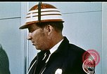 Image of fire fighting drills United States USA, 1971, second 30 stock footage video 65675068269