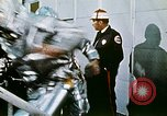 Image of fire fighting drills United States USA, 1971, second 35 stock footage video 65675068269