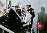 Image of fire fighting drills United States USA, 1971, second 36 stock footage video 65675068269