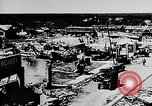Image of tornado and flood United States USA, 1930, second 8 stock footage video 65675068850
