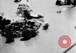 Image of tornado and flood United States USA, 1930, second 42 stock footage video 65675068850