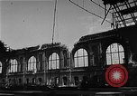 Image of bombed station Berlin Germany, 1945, second 14 stock footage video 65675069007