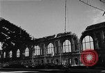 Image of bombed station Berlin Germany, 1945, second 16 stock footage video 65675069007