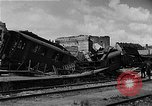 Image of bombed station Berlin Germany, 1945, second 24 stock footage video 65675069007
