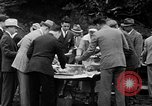 Image of Eleanor Roosevelt tours the United States United States USA, 1933, second 34 stock footage video 65675069296