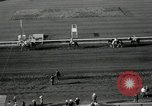 Image of Hollywood Gold Cup Arcadia California USA, 1949, second 14 stock footage video 65675069318