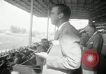 Image of Hollywood Gold Cup Arcadia California USA, 1949, second 20 stock footage video 65675069318