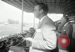 Image of Hollywood Gold Cup Arcadia California USA, 1949, second 21 stock footage video 65675069318