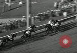 Image of Hollywood Gold Cup Arcadia California USA, 1949, second 36 stock footage video 65675069318