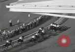 Image of Hollywood Gold Cup Arcadia California USA, 1949, second 38 stock footage video 65675069318
