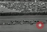Image of Hollywood Gold Cup Arcadia California USA, 1949, second 50 stock footage video 65675069318