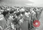 Image of Hollywood Gold Cup Arcadia California USA, 1949, second 55 stock footage video 65675069318