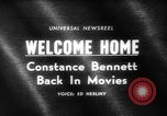 Image of Constance Bennett United States USA, 1965, second 4 stock footage video 65675069348