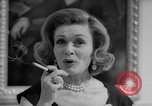 Image of Constance Bennett United States USA, 1965, second 16 stock footage video 65675069348