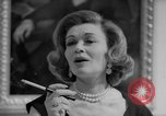 Image of Constance Bennett United States USA, 1965, second 17 stock footage video 65675069348