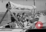 Image of Yachts race Newport Rhode Island USA, 1962, second 14 stock footage video 65675069565