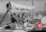Image of Yachts race Newport Rhode Island USA, 1962, second 15 stock footage video 65675069565