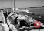 Image of Yachts race Newport Rhode Island USA, 1962, second 21 stock footage video 65675069565