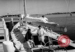 Image of Yachts race Newport Rhode Island USA, 1962, second 23 stock footage video 65675069565