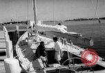 Image of Yachts race Newport Rhode Island USA, 1962, second 24 stock footage video 65675069565