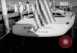 Image of Yachts race Newport Rhode Island USA, 1962, second 25 stock footage video 65675069565